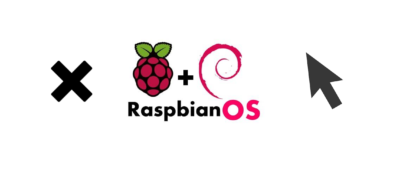 How to change Cursor X and get Arrow in Raspbian – Raspberry Pi 3?